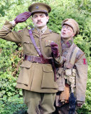 Blackadder Goes Forth Photographie