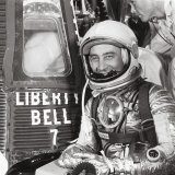 Mercury Astronaut Gus Grissom Beside Liberty 7 Which He Will Navigate in Space Flight Premium Photographic Print