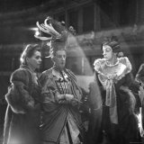 "Cast Members Frederick Ashton and Robert Helpmann During a Dress Rehearsal of Ballet ""Cinderella"" Premium Photographic Print by William Sumits"