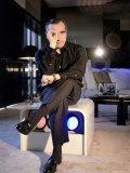 Martin Scorsese Fototryk i høj kvalitet af Ted Thai
