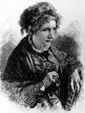 Harriet Beecher Stowe, Photographic Print