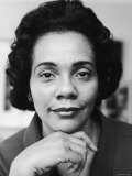 Coretta Scott King Premium Photographic Print