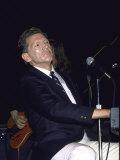 Jerry Lee Lewis Fototryk i høj kvalitet