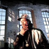 Ice T Premium Photographic Print by Ted Thai