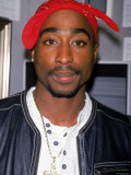 Tupac Shakur Premium Photographic Print