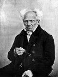 Image of Arthur Schopenhauer, German Philosopher Premium Photographic Print