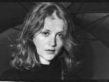 Isabelle Huppert Premium Photographic Print by Ted Thai