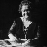 Luisa Tetrazzini, Italian Opera Singer in 1909, Photographic Print
