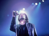 Mick Jagger During a Performance by the Rolling Stones Reproduction photographique sur papier de qualit&#233;
