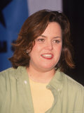 Television Personality Rosie O'Donnell Premium Photographic Print by Mirek Towski