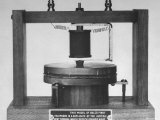 Alexander Graham Bell's First Telephone Instrument Premium Photographic Print