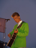 David Bowie Reproduction photographique Premium