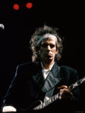 Keith Richards Premium Photographic Print