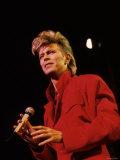 David Bowie Reproduction photographique sur papier de qualité