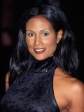 Beverly Johnson Premium Photographic Print by Mirek Towski