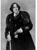 Oscar Wilde, Irish Writer and Playwright, Giclee Print