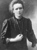 Marie Curie, Photographic Print
