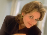 Opera Diva, Soprano Renee Fleming Premium Photographic Print by Ted Thai