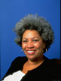 Toni Morrison Premium Photographic Print by Ted Thai