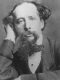 Charles Dickens, Photographic Print