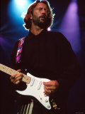 Eric Clapton Premium Photographic Print