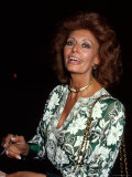 Sophia Loren Premium Photographic Print by Kevin Winter