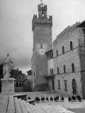 View of Unidentified Church in Arezzo, Italy Premium Photographic Print by Hans Wild
