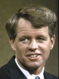 Senator Robert F. Kennedy Photographic Print by Bill Eppridge