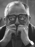 Director Billy Wilder Premium Photographic Print by Gjon Mili