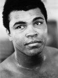 Muhammad Ali Premium Photographic Print by John Shearer