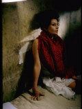 Sophia Loren in Scene for Lady L Premium Photographic Print by Gjon Mili