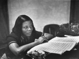 Mary Lou Williams Premium Photographic Print by W. Eugene Smith