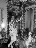 Cecil Beaton Wearing First Costume of Evening Covered with Broken Eggs and Trousers with Bees Premium Photographic Print by John Phillips