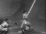NY Yankees Right Fielder Roger Maris Hitting His 59th Home Run in Record Breaking Year Premium Photographic Print by Ralph Morse