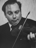 Isaac Stern, Photographic Print
