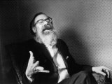 John Berryman Premium Photographic Print by Terence Spencer