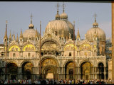 San Marco Basilica, Venice Premium Photographic Print by David Lees