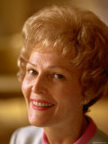 Pat Nixon, Wife of President Candidate Richard Nixon Premium Photographic Print by Arthur Schatz