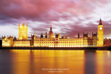 London Houses of Parliament Posters