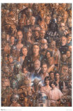 Star Wars Saga Prints