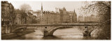 Pont Phillipe Print by Milla White