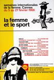 La Femme Et Le Sport Collectable Print