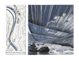 Over the River, Project for the Arkansas River Posters by  Christo
