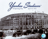 MLB Yankee Stadium - 1923 Opening Day Photo