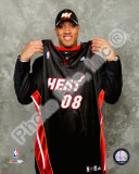Michael Beasley  2 Pick 2008 NBA Draft Photo