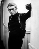 Steve McQueen  Bullitt Foto