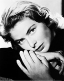 Ingrid Bergman Fotografa
