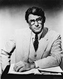 Gregory Peck - To Kill a Mockingbird Photo