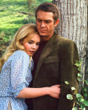 Steve McQueen & Tuesday Weld Photographie