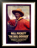 Bill Pickett the Bull-Dogger Pôsteres